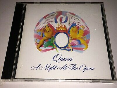 Queen: A Night At The Opera: CD Album: Remastered 2011: Classic Rock: TAF1