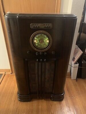 1937-38 Majestic Antique Radio Chassis Model 167 Limited Production