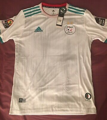 Maillot Algerie CAN 2 Etoiles 2019 Taille XL