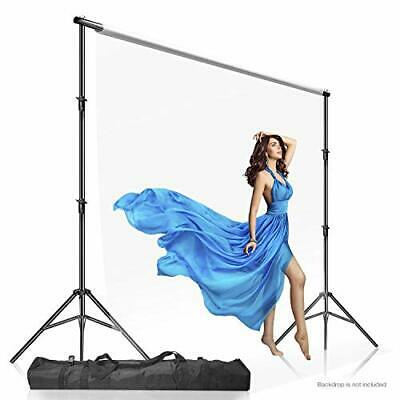 Photo Video Studio 10 ft. Adjustable (Backdrop Support Stand)