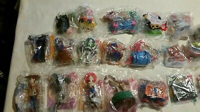 Toy Story 2 Rare McDonalds Happy Meal Toys Complete Set of 20 NIP Sealed 1999