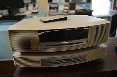 Bose Wave Music System AWRCC2 with Multi-CD Changer Accessory/Remote