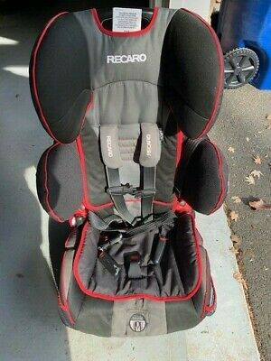 RECARO Performance Sport Combination Harness To Booster Car Seat Haze Safety GUC