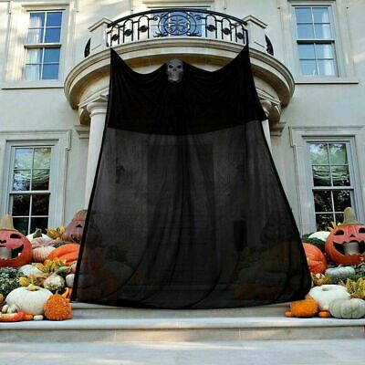 Halloween Ghost Hanging Decorations Scary Spooky Decor for Outdoor Indoor US