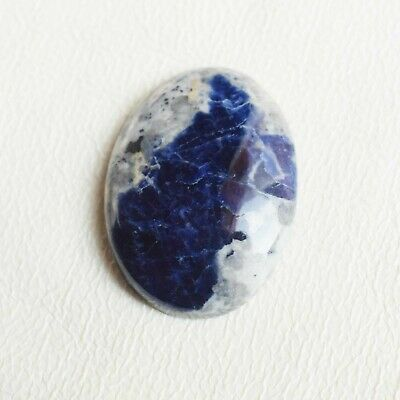 Natural Sodalite Blue Cabochon Oval AAA Gemstone Canada