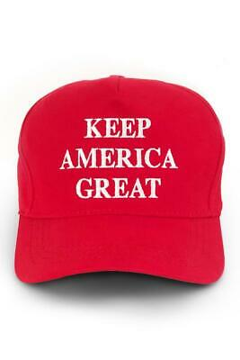 Official Keep America Great Hat (Made in USA)