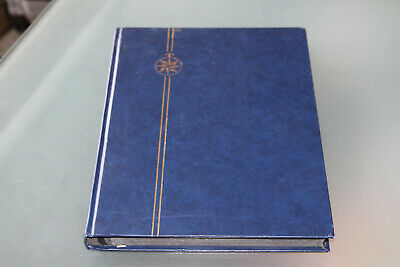 World & Commonwealth Collection In 32 Page Stockbook - Mint And Used