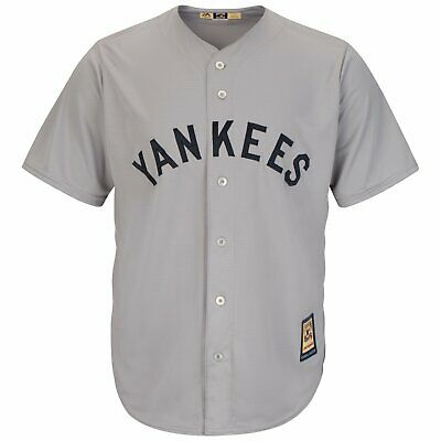 Majestic Cooperstown Cool Base Jersey - New York Yankees
