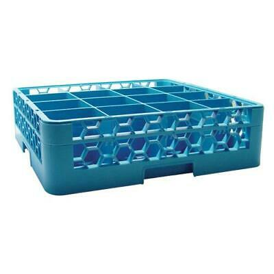 Carlisle - RG16-114 - 16 Compartment OptiClean™ Glass Rack and Extender