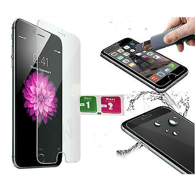 For iPhone 11 Pro Xs Max Xr 8 7 6 Samsung S7 A70 Tempered Glass Screen Protector