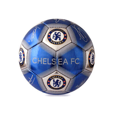Chelsea FC Mini Signature Football Size 1 Kids Child Football Club Gift Xmas