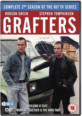 Grafters Series 2 [(DVD 2 DISC BOX SET, 1999) *NEW/SEALED* FREE P&P