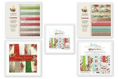 Christmas Paper Collection 12x12 Paper Pad