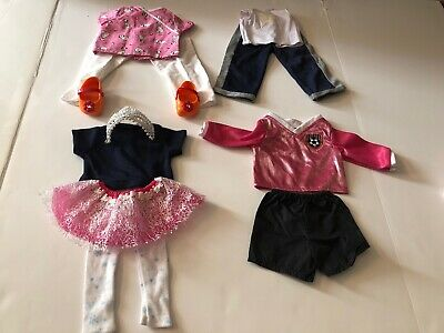 4 Outfits For American Girl Dolls 18 Inch Doll Clothes