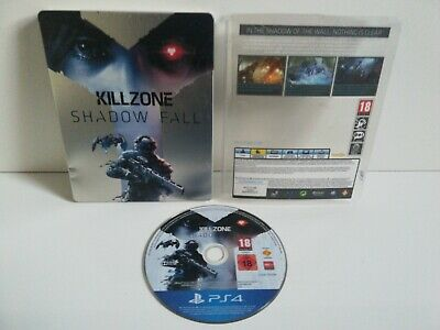 Killzone Shadow Fall Steelbook Edition Sony Playstation 4 / Ps4