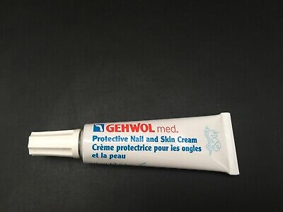 Gehwol Med Nail & Skin Cream Fungal Infection 15ml - FUNGUS ATTACK PROTECTION