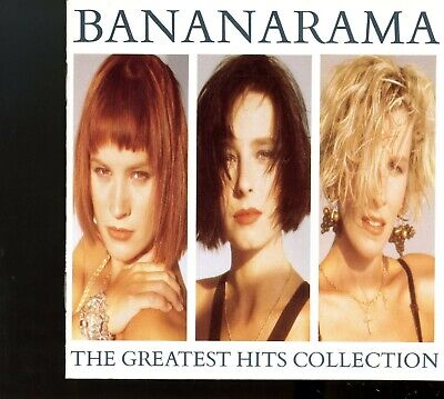 Bananarama / The Greatest Hits Collection - Made In West Germany