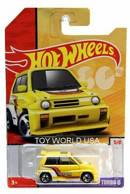2019 Hot Wheels Throwback Series Target Exclusive #5 '85 Honda City Turbo II