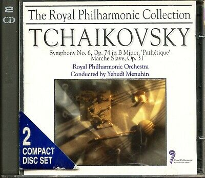 Tchaikovsky / The Royal Philharmonic Collection - 2CD - MINT