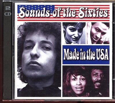 Time Life - Sounds Of The Sixties / Made In The USA - 1 DISC MISSING