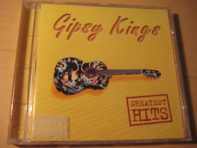 Greatest Hits von Gipsy Kings 1994 CD - 18 Titel France - Topzustand Columbia