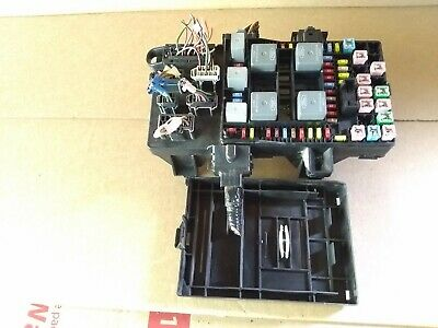07 2007 Ford f150 Truck In Cabin Engine Fuse Junction Box Relay Module Unit