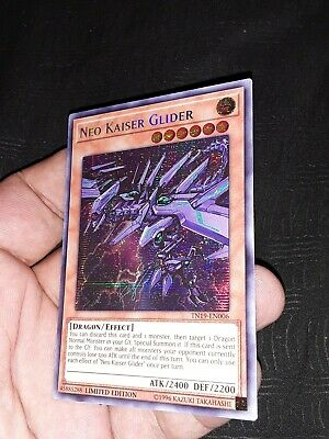 Neo Kaiser Glider Mp19 Prismatic Mega Tins 2019 Nm Yugioh