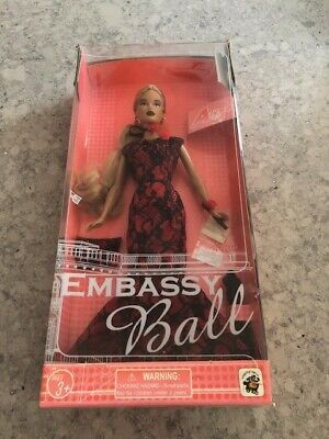 Janay Embassy Ball Barbie NEW!