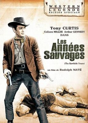 DVD : Les années sauvages - WESTERN - NEUF