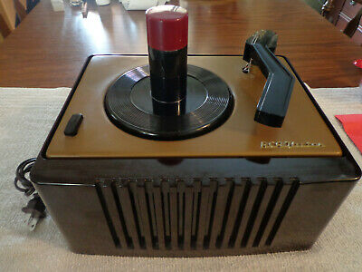 Vintage RCA Victor 45-EY 2  RPM Record Player - LIKE NEW