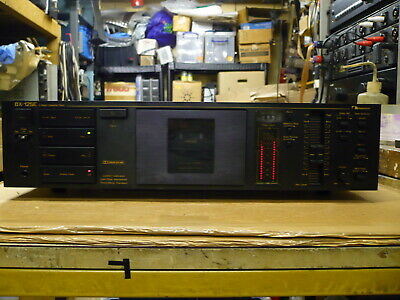 Nakamichi BX-125E Stereo Cassette Deck (Good Condition and Just Serviced)
