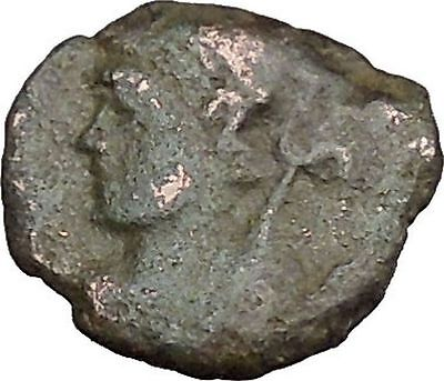 Constantine I The Great founds Constantinople RareTINY Roman Coin Victory i38527