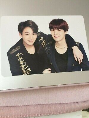 BTS Love Yourself Speak Yourself Japan Official Photocard
