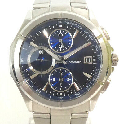 Authentic SEIKO 060260 WIRED Chronograph Watches  quartz[Used]