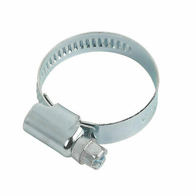 9 Pack Easyfix Blue Zinc-Plated Hose Pipe (Jubilee) Clips 16-25Mm -Im7654 - New