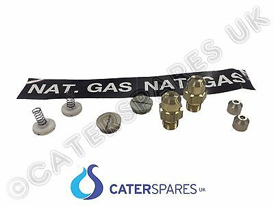 022586 Blue Seal Gt46 Gas Fryer Lpg Gas To Nat Conversion Kit Vee-Ray Gt45
