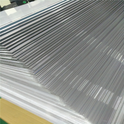 Clear PETG Plastic Sheet A4  A3 size 1.5mm Thick Vacuum Forming Moulding Perspex