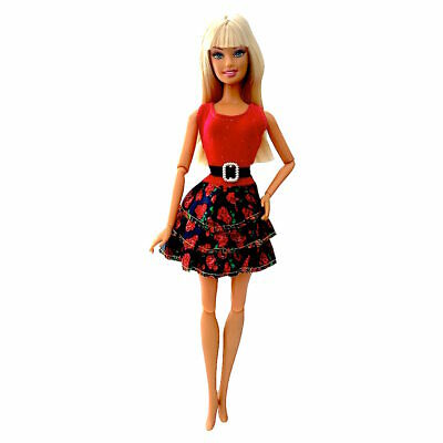 new barbie doll clothes clothing outfit casual summer dress party