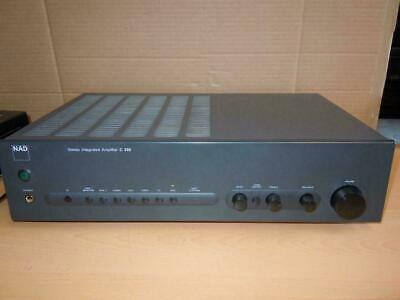 NAD C350 Amplifier Power output:50 watts per channel into 8Ω (stereo