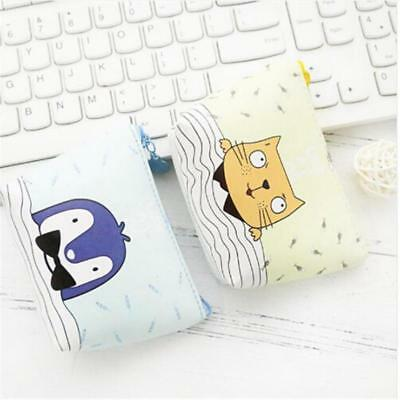 Lovely Animal Pouch Key Holder Coin Purse Mini Wallet Bag For Women Girls New FI