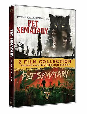 Dvd Pet Sematary 1-2 Collection (2 Film DVD)   ......NUOVO
