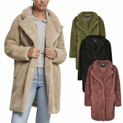 Classics Mantel Urban Ladies OVERSIZED SHERPA OZPikXu