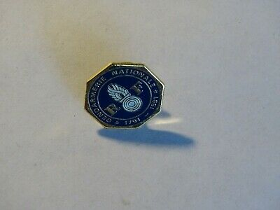 Pin's Gendarmerie Nationale