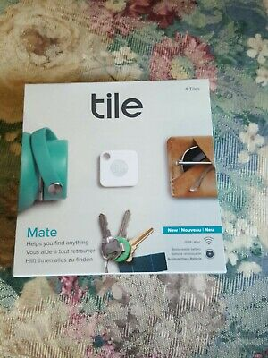 Tile RT-13004 Mate Replaceable Battery Item Tracker