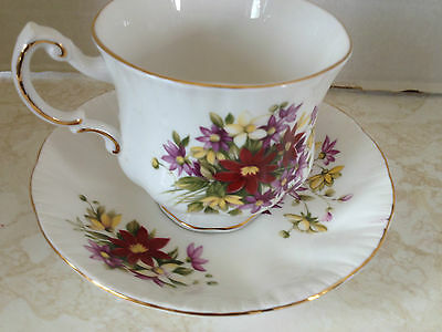 PARAGON Teacup Saucer by Appointment to Her Majesty the Queen Bone China