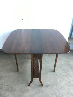 1920's Mahogany Sutherland Table
