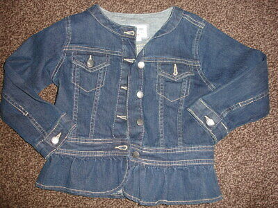 Girls Jasper Conran Denim Jacket  -  Age 6 Years fancy
