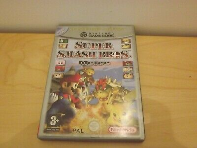 super smash bros  gamecube  nintendo