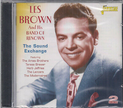 Les Brown & his Band of Renown - The Sound Exchange (2006) 2CD set