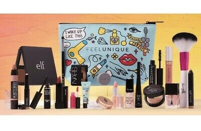 Genuine Feelunique Beauty Bag Gift Set 2019 Worth Over £150 NEW 🇬🇧 LIMITED